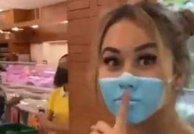 Indonésia quer deportação de youtubers que pintaram rosto de máscara