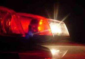 Polícia prende casal em flagrante por roubo, na zona sul