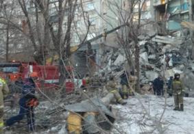 Explosão em edifício residencial mata 4 e deixa 68 desaparecidos