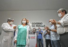 PB já imunizou 1,5 milhão de pessoas contra a Covid-19 em seis meses de vacinação