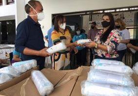 João Pessoa recebe doação de 30 mil máscaras do Unicef