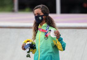 Fadinha ganhou a prata para o Brasil