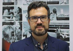 Secretário executivo de Saúde, Daniel Beltrammi, recebe título de Cidadão Paraibano
