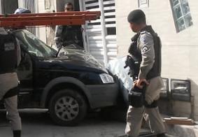 Idoso morre após ser atropelado por suspeito de praticar assaltos em Campina Grande