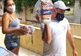 Paraíba vai retomar distribuição de cestas básicas para alunos da rede estadual