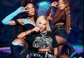Luisa Sonza se irrita após vazamento de foto com Anitta e Pabllo Vittar