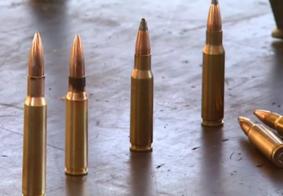 Munição de 'guerra' foi utilizada em explosão a carro-forte na Paraíba, diz polícia