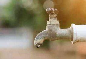 Falta água em 6 bairros de João Pessoa nesta quarta-feira (29)