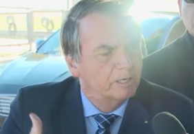 'Estou vendo uma barata', diz Bolsonaro sobre cabelo 'black power' de apoiador