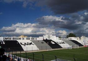 Estádio Presidente Vargas, do Treze, é a maior praça de esportes particular da Paraíba