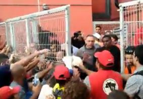 No trajeto de Lula para Curitiba, áudio vaza e causa polêmica
