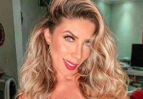 Após contrair infecção em lipoaspiração, Tati Minerato recebe alta de hospital em São Paulo