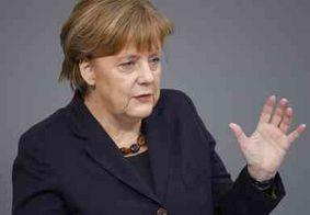Angela Merkel anuncia retorno do Campeonato Alemão