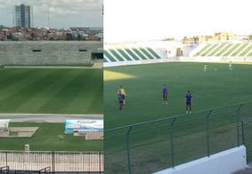 Duelos acontecem nos estádios Amigão e Marizão