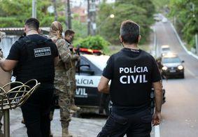 Polícia Civil realiza operação em combate ao tráfico de drogas em João Pessoa