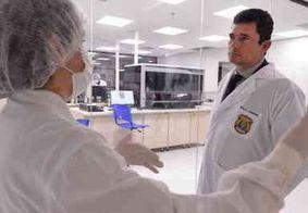 Plataforma de extração de DNA atenderá mais cinco estados