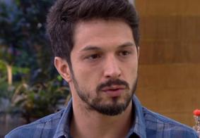''A gente não espera'', diz Romulo Estrela ao relembrar descoberta de problema grave no coração