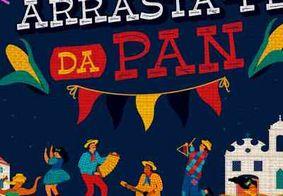 Com forró gratuito e distribuição de prêmios, Arrasta-pé da Pan acontece no Busto de Tamandaré