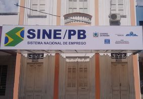 Sede do Sine-PB, em João Pessoa, na Avenida Duque de Caxias.