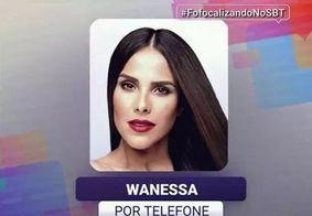 Wanessa se pronuncia sobre acusações da mãe contra Zezé di Camargo; assista