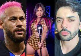 """Ex-marido de Flay confirma que ela ficou com Neymar: """"Eu que apaguei a conversa"""""""