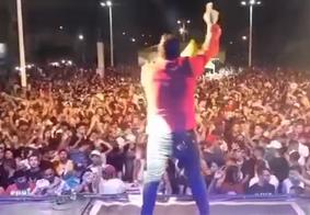 Ministério Público notifica prefeito e banda de forró sobre show em plena pandemia, na PB