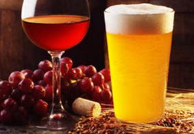 Ingerir vinho ou cerveja em excesso reduz expectativa de vida em meia hora, aponta estudo
