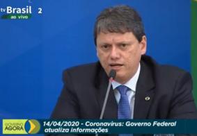 AO VIVO: Governo Federal anuncia medidas de enfrentamento ao novo Coronavírus
