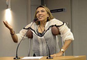 Deputada Cida Ramos testa positivo para Covid-19