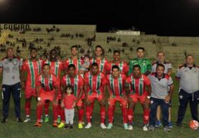 Com empate contra o Belo, Salgueiro assume liderança do 'Grupo A' na Copa do NE