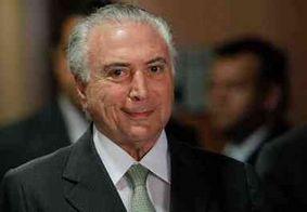 Justiça acata denúncia e Temer se torna réu no caso da mala de R$ 500 mil da JBS