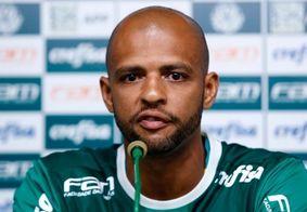 Atletas do futebol nacional elegem palmeirense Felipe Melo como o jogador mais violento do Brasil