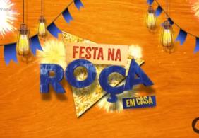 Santanna e Mô Lima são atrações de estreia do 'Festa na Roça em Casa', neste sábado (6)