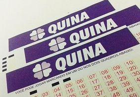 Apostador de João Pessoa ganha R$ 1,4 milhão na Quina