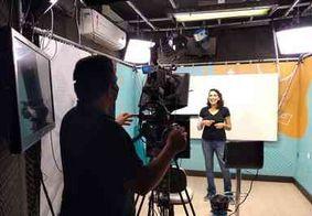 Aulas para estudantes de escolas municipais de João Pessoa serão exibidas pela TV