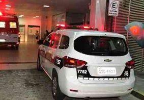 Dupla é baleada em tentativa de assalto na zona rural de Sapé, na PB