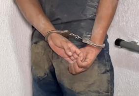 Suspeitos de assalto são presos após perseguição policial em João Pessoa