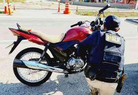 Na PB: polícia apreende veículo com placa clonada de Sergipe e roubado em Pernambuco
