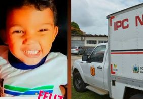 Criança de 3 anos morre afogada após cair em cisterna no interior da PB