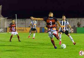 Após empate com o Atlético-MG, Campinense foca em clássico no Paraibano