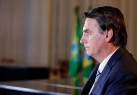 Presidente Jair Bolsonaro falou sobre pronunciamento da última quinta (21).