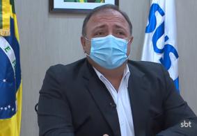 Governo vai distribuir 4,7 milhões de doses da vacina até março, diz Pazuello