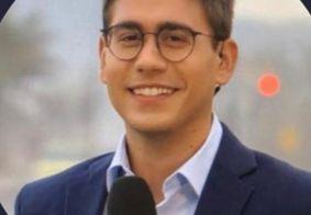 Repórter da Globo se declara ao vivo para o marido; veja