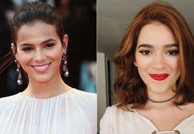 Ana Clara é 'acusada' de pagar Bruna Marquezine para seguí-la no Twitter e resposta da atriz surpreende
