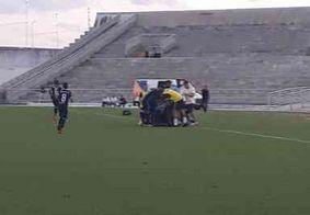 Com gol 'achado', CSP bate Sousa e sobe duas posições no Grupo B; Veja o golaço de falta