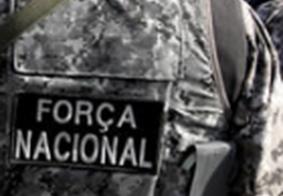 Governo autoriza envio de Forças Armadas para reforçar segurança