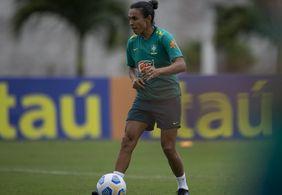 Seleção Feminina enfrenta Argentina nesta sexta (17) em Campina Grande