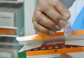 Mais de 110 mil novas doses de vacinas contra a Covid-19 devem chegar na PB até sábado