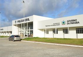 Criminoso foi encaminhado à Central de Polícia