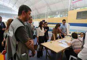 Eleitor não deixa urna e vota duas vezes para presidente no Recife